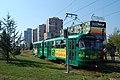 Sarajevo Tram-238 Line-3 2011-10-04 (2).jpg