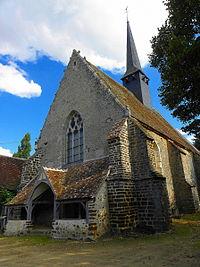Sargé-sur-Braye (41) Église Saint-Martin 02.JPG