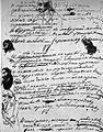 Sashka by Lermontov - autograph 2.jpg