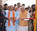 Satya Pal Singh inaugurating the Techno Park at Sonipat, (Extension centre of IIT Delhi Campus), in Haryana (1).jpg