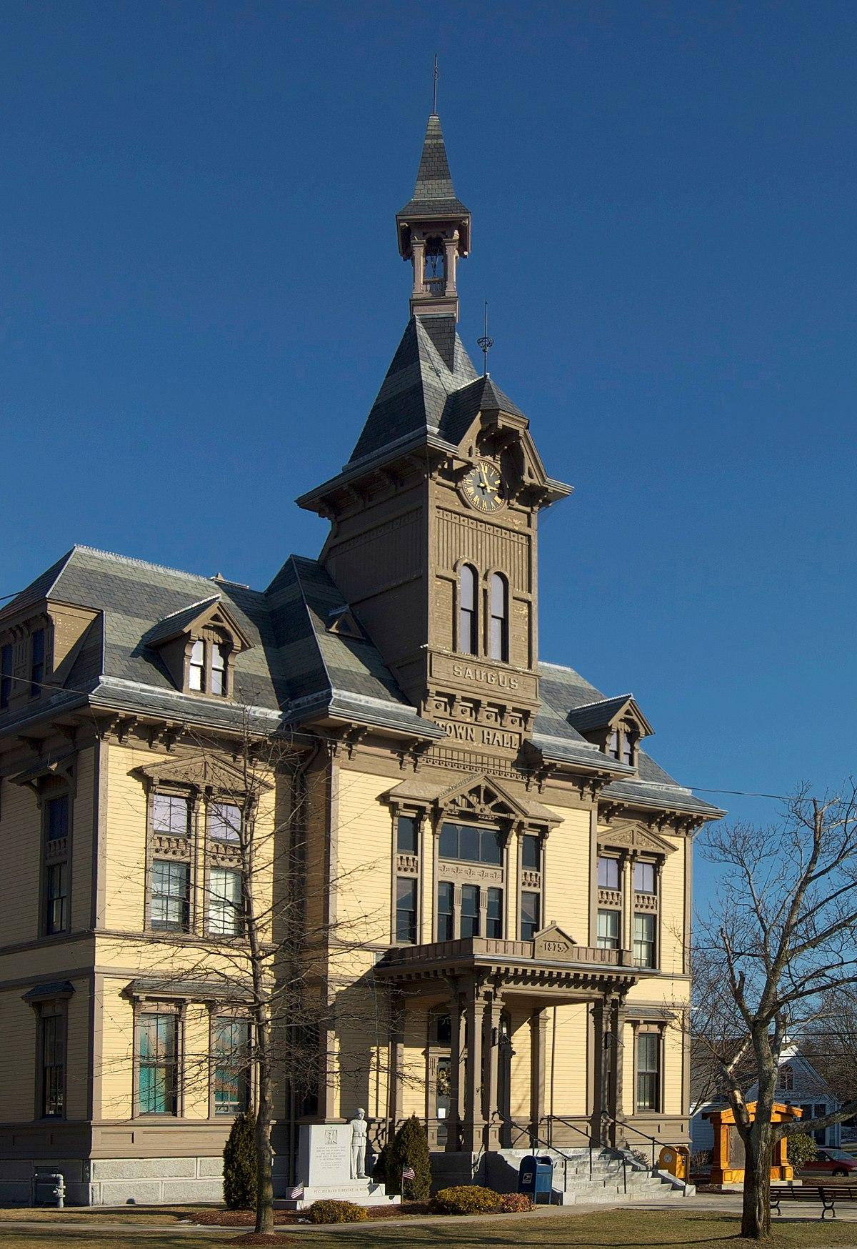Saugus, Massachusetts - Wikipedia