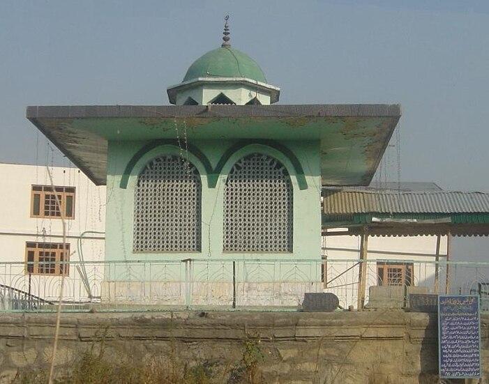 Sayed Hussain Khwarzmy