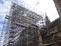 Scaffolding at the Palace of Westminster.jpg