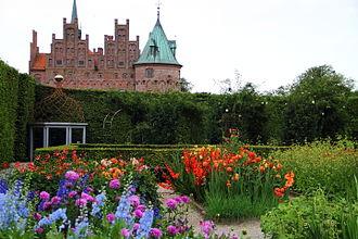 Carl Theodor Sørensen - Image: Schloss Egeskov Park 01