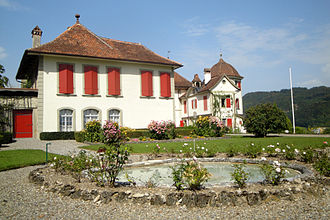 Toffen - Toffen Castle