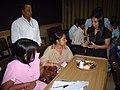 Science Career Ladder Workshop - Indo-US Exchange Programme - Science City - Kolkata 2008-09-17 058.jpeg