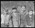 Scott's Run, West Virginia. Children of employed miners at Miller Hill. - NARA - 518415.tif