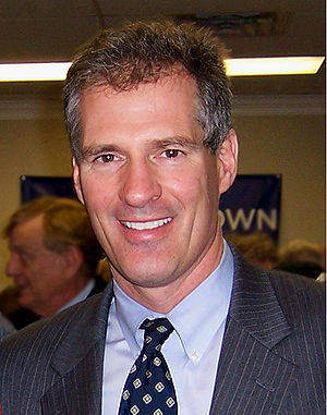 Scott Brown (politician) - Brown on the campaign trail