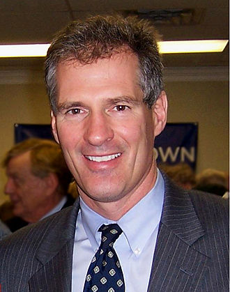 Massachusetts Republican Party - Scott Brown, the first Massachusetts Republican elected to the Senate since 1972