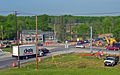 Scotts Corners, NY, construction in May 2007.jpg