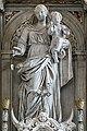 Scuola Grande dei Carmini (Venice) - Sala capitolare - Madonna del carmelo di Bernardo Falconi.jpg