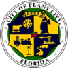 Official seal of Plant City, Florida