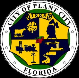 Plant City, Florida - Image: Seal of Plant City, Florida