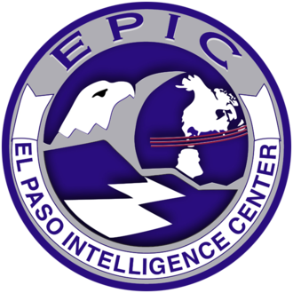 El Paso Intelligence Center - Seal of the El Paso Intelligence Center