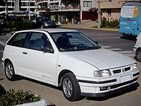Seat Ibiza 1.4 GLX 1995 (14205662841)