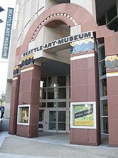 Seattle Art Museum Art Museum in Washington, U.S.