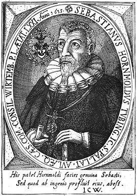 Sebastian Hornmold