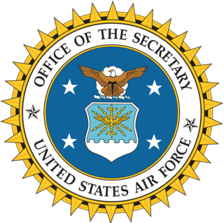 United States Secretary of the Air Force Head of the Department of the Air Force