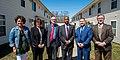 Secretary Carson visits Cedar Rapids, Iowa (26725041507).jpg