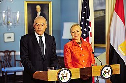 Secretary Clinton and Egyptian Foreign Minister Mohamed Kamel Amr Respond to Questions.jpg