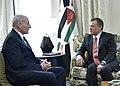 Secretary Kelly Meets with King Abdullah II of Jordan (31954405243).jpg