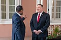 Secretary Pompeo Meets with Ethiopian Prime Minister Abiy (49556622108).jpg