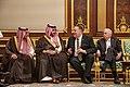 Secretary Pompeo Meets with Saudi Crown Prince Salman Al Saud (48119353833).jpg