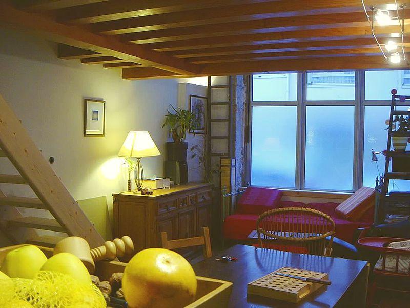 współczesne mieszkanie pokój