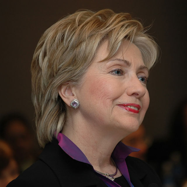 From commons.wikimedia.org: Hillary Clinton, From Images