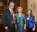 Senator Stabenow meets with representatives of the National Leiomyosarcoma Foundation (32361075333).jpg