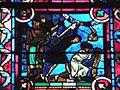 Sens (89) Métropole Saint-Étienne Vitrail Martyre de Saint-Savinien.jpg