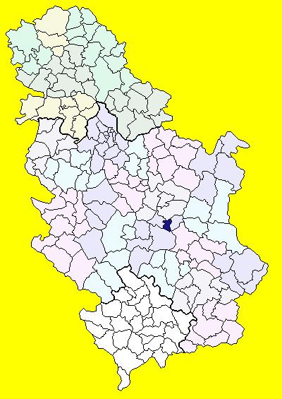 Serbia Ćićevac