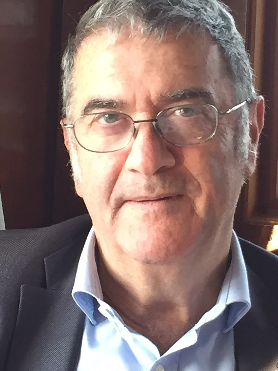 Serge Haroche (Nobel in Physics 2012) in Stockholm, June 2016