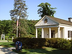 Setauket's local postal office