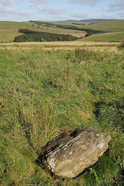 Seven Brethren stone circle - geograph.org.uk - 996688
