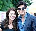 Shah Rukh Khan and Kajol.jpg
