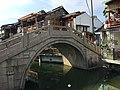 Shanghai Qingpu - Zhujiajiao IMG 8137 Zhongguanjin Bridge.jpg