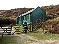 Shooting Cabin on Sugden Clough - geograph.org.uk - 398847.jpg
