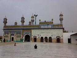 Shrine of Sufi Saint Sultan Bahu, Jhang .jpg