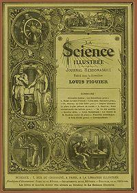 La Science illustrée (clien d'oeil)