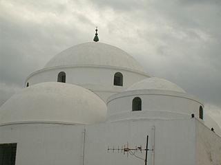 Sidi Mahrez Mosque mosque in Tunisia