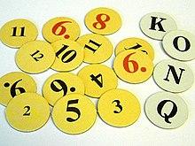 Die Siedler von Catan Zahlen Felder Chips Häfen Punkte für Spiel und Seefahrer