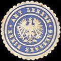 Siegelmarke Amt Leezen - Kreis Segeberg W0204719.jpg