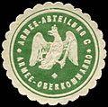 Siegelmarke Armee-Oberkommando-Armee-Abteilung C W0285427.jpg