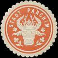 Siegelmarke Stadt Parchim W0361533.jpg