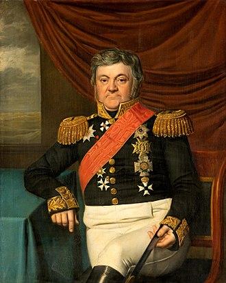 Login Geiden - Portrait of Lodewijk van Heiden