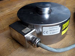 Load cell - Compression load cell