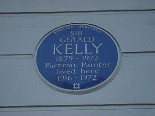 Gerald Kelly