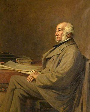 Robert Payton Reid - Image: Sir John Ogilvy (1803–1890), 9th Bt of Inverquharity (after George Reid) by Robert Payton Reid