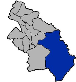 Jianshi, Hsinchu - Jianshi Township in Hsinchu County